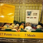 Changes in the Food Shelf