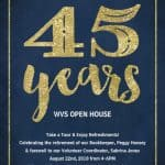 Celebrating 45 Years with an Open House