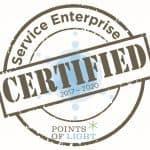 Winona Volunteer Services Receives National Certification as a Service Enterprise Organization