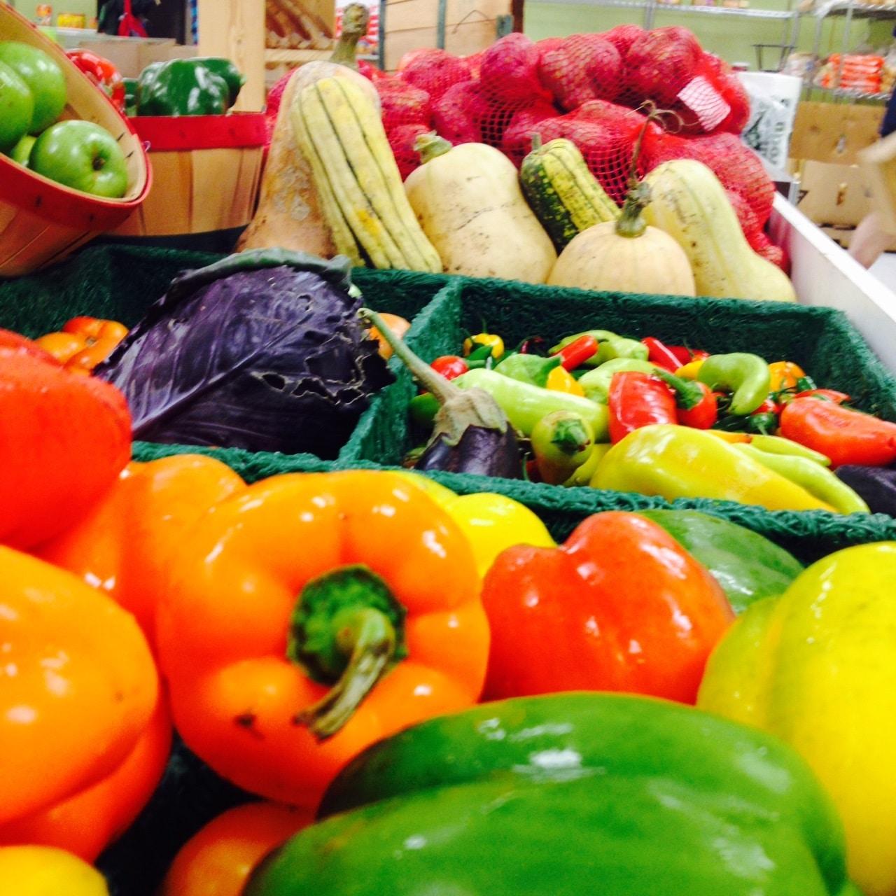 Veggies - Winona Food Donations