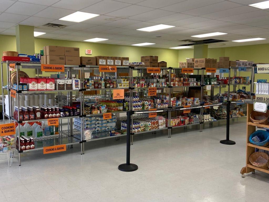 WVS Food Shelf